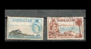 COLONIAS INGLESAS  GIBRALTAR 1 C