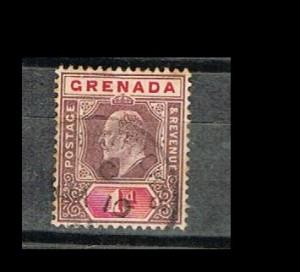 COLONIAS INGLESAS  GRENADA 1 C