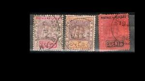 COLONIAS INGLESAS GUAYANA 1 C