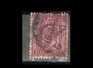 COLONIAS INGLESAS INDIA 1 C