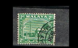 COLONIAS INGLESAS  MALASIA 1 C