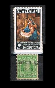 COLONIAS INGLESAS NUEVA ZELANDA 8.2 J .
