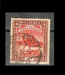 COLONIAS INGLESAS SUDAN  1 C