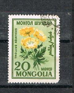 MONGOLIA 1 J .