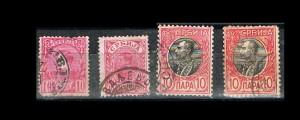 SERBIA 1 J  .