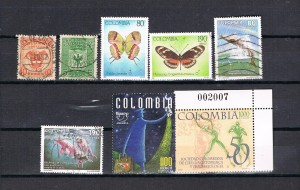 COLOMBIA 7 A