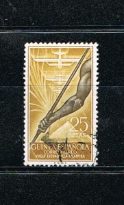 COLONIAS ESPAAÑOLAS - GUINEA 3  I  .