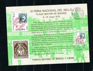 ESPAÑA 1973 34 B