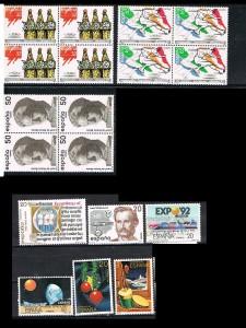 ESPAÑA 1986-1987 68 B .
