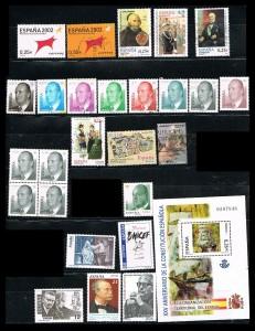 ESPAÑA 1995-2003-  84