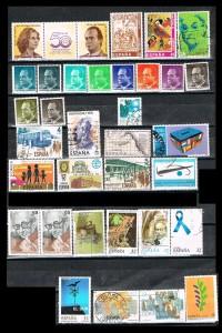 ESPAÑA 76,76.1-80.80.1-85  B