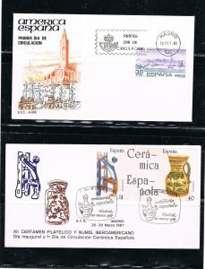 ESPAÑA 9988 1ER DIA EMISION 12