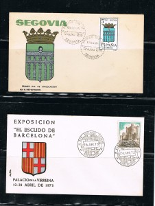ESPAÑA 9988 1ER DIA EMISION 5