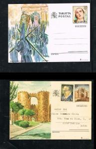 ESPAÑA 9991 TARJETAS POSTALES 4