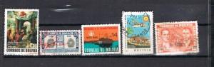 BOLIVIA 2 A