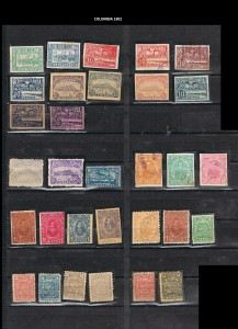 COLOMBIA 1902 . 3