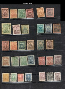 COLOMBIA 1902 -1904 . 4