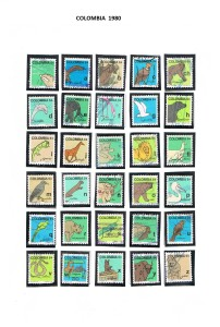 COLOMBIA 1980 .24