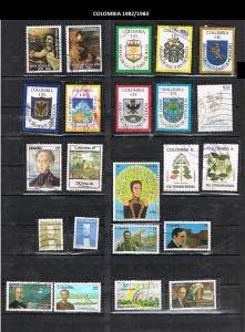 COLOMBIA 1982 -84 .29