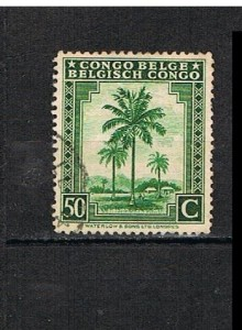 COLONIAS BELGAS CONGO BELGA 1 A