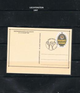 LIECHTENSTEIN  -1997 35
