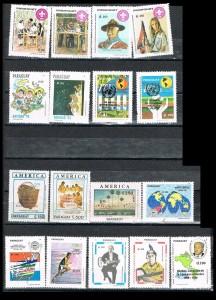 PARAGUAY  1990-84  B 7
