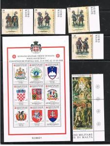 SOBERANA  MILITAR ORDEN DE MALTA  2002 B 1