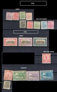 URUGUAY 1925-1926