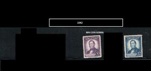 URUGUAY 1942-1