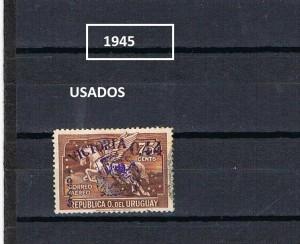 URUGUAY 1945 -1