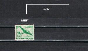 URUGUAY 1947-1