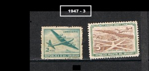 URUGUAY 1947. 3
