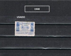 URUGUAY 1948-2