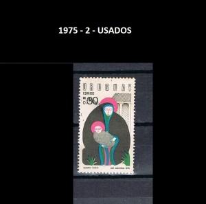 URUGUAY 1975-2 USADOS