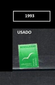 URUGUAY 1993-1 USADO