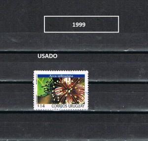 URUGUAY 1999-1 USADOS
