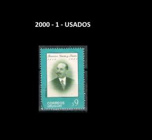 URUGUAY 2000-1 USADOS