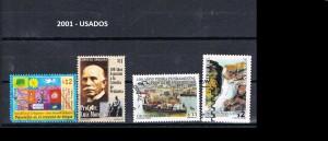 URUGUAY 2001-1 USADOS