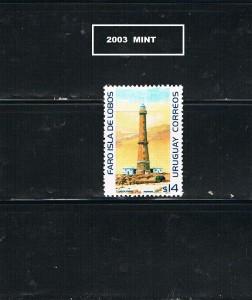 URUGUAY 2003-6-MINT