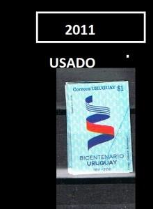 URUGUAY 2011-1-USADO