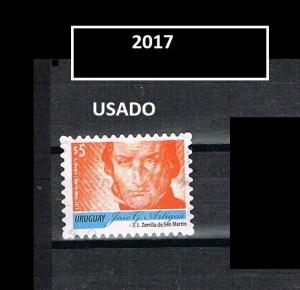 URUGUAY 2017-1-USADO