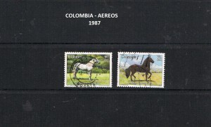 W COLOMBIA 1986-89  60A AEREOS