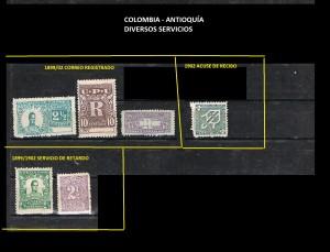 Y COLOMBIA - ANTIOQUIA  DIVERSOS SERVICIOS 75.