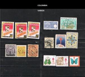 Z COLOMBIA - VARIOS   79